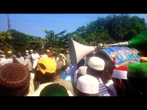 Boycott France event in Bhatiary,Madambibir hat