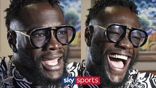 EXCLUSIVE! Deontay Wilder explains why he's backing Ruiz Jr to beat Joshua & talks Usyk/Fury/Dubois