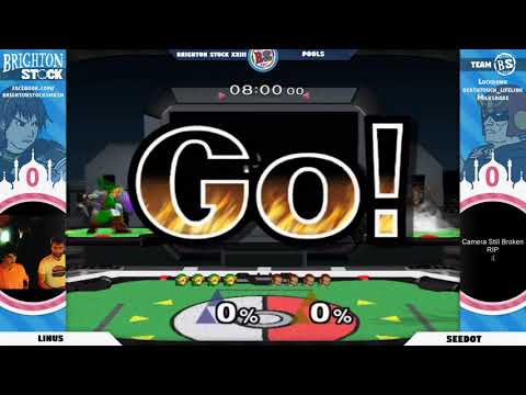 Brighton Stock XXIII :: Pools :: CandyDragon vs TheLink