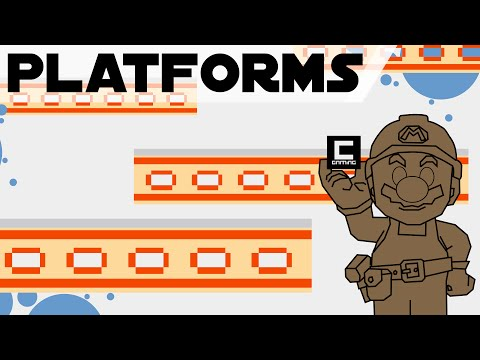 Tips, Tricks and Ideas with Platforms in Super Mario Maker