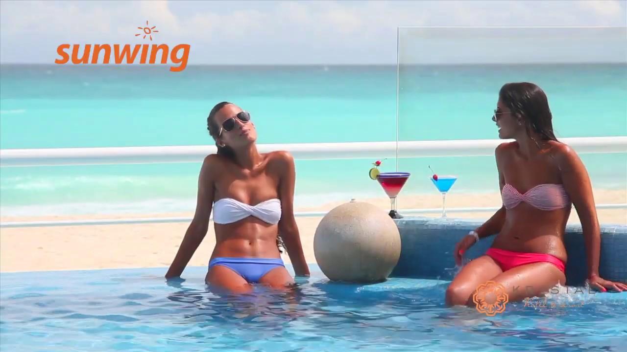 Resultado de imagen de sunwing cancun