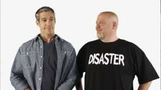 "Episode 1, Meet ""Disaster"" and ""Preparedness"""