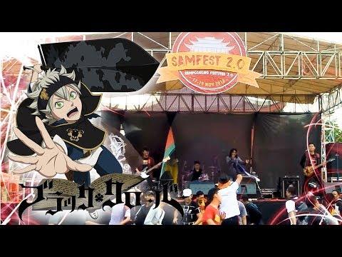 NOYUSHIMI -- Haruka Mirai ( Black Clover OP ) Cover At SamFest 2.0