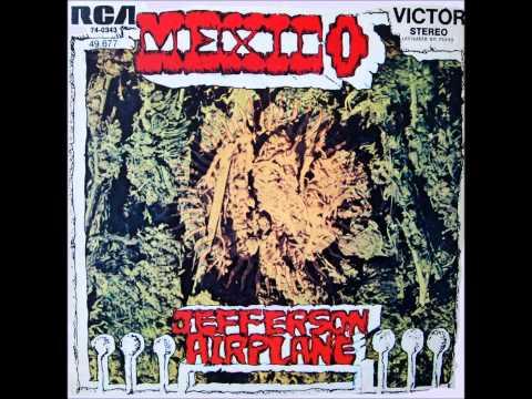 Jefferson Airplane  Mexico