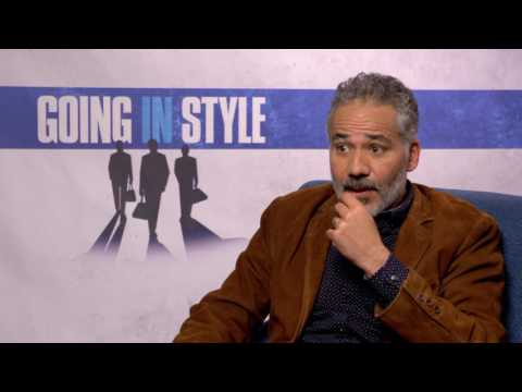 Going in Style || John Ortiz Open End Interview|| SocialNews.XYZ