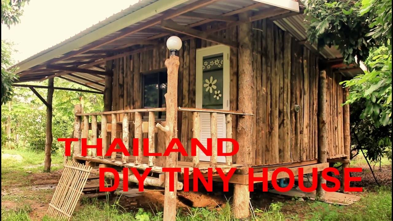 Diy Tiny House Super Cheap Youtube