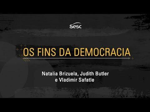 Abertura | Conferência: Insumisas | Os Fins da Democracia
