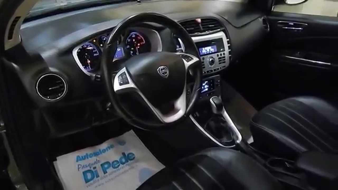 Lancia Delta 1 6 Mjt 120cv Gold Anno 2012 Usata Semestrale