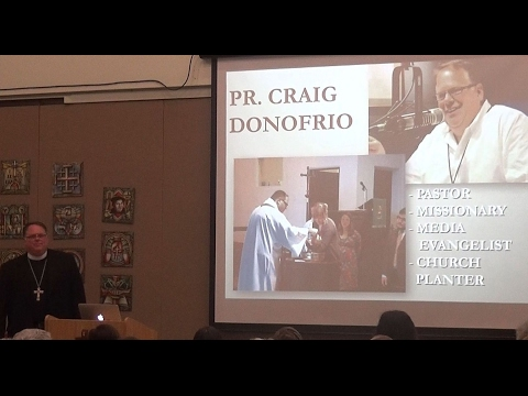 2017-02-19 - Rev. Craig and Paula Donofrio, MIssionaries in Eurasia