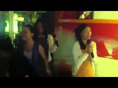 Nipon farewell party @karaoke city