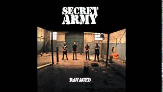 Secret Army - Ravaged FULL ALBUM