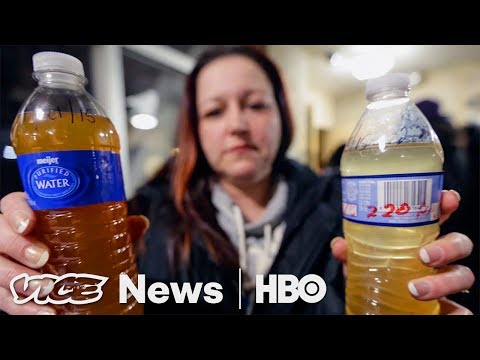 Flint Health Chief Charged With Involuntary Manslaughter (HBO)