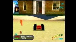 Re-Volt Dreamcast Gameplay_1999_10_28