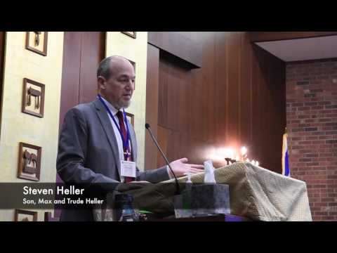 Steven Heller On His Father,  Greenville Mayor Max Heller