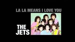 La La Means I Love You - The Jets 1986