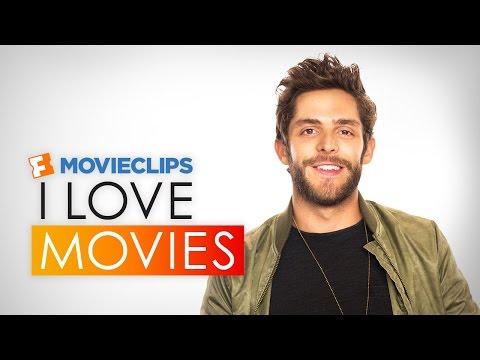 I Love Movies: Thomas Rhett - The Notebook (2015) HD