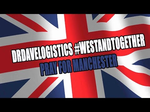 #WESTANDTOGETHER PARY FOR MANCHESTER ETS2 CONVOY DRDAVELOGIS