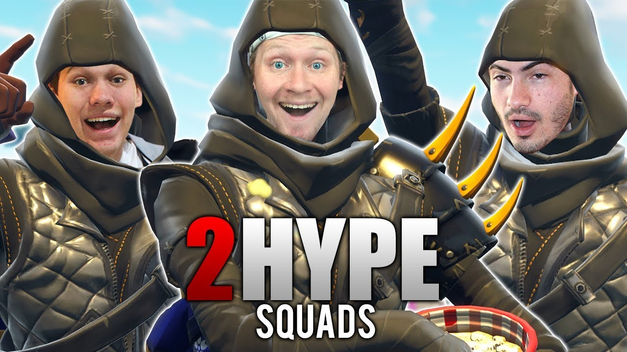 Download 2HYPE FORTNITE SQUADS WITH JESSER AND MOPI!
