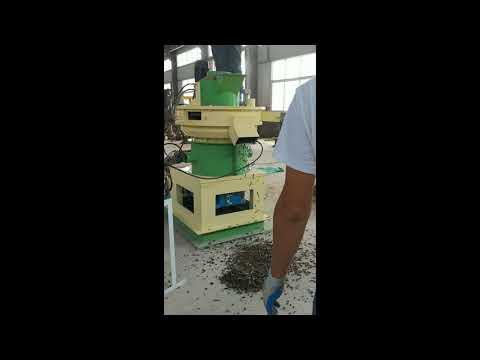 newspaper dust making pellets