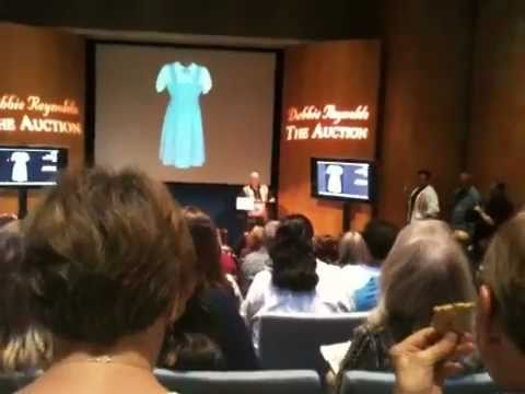 The Auction of Dorothy's Dress