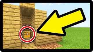 COMO FAZER UMA ARMADILHA INFALÍVEL !!! - Minecraft Pocket Edition