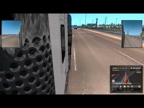 Lets Play American Truck Simulator Episode 02 Albuquerque -