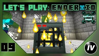 Let's Play Ender IO - Ep 9 - Tools, Upgrades & Spawner