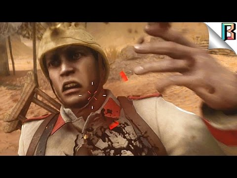Bayonet and Knife Challenge Battlefield 1 |