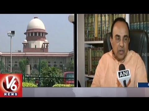 BJP MP Subramanian Swamy Reacts On Supreme Court AAP Case Verdict | Delhi | V6 News Mp3