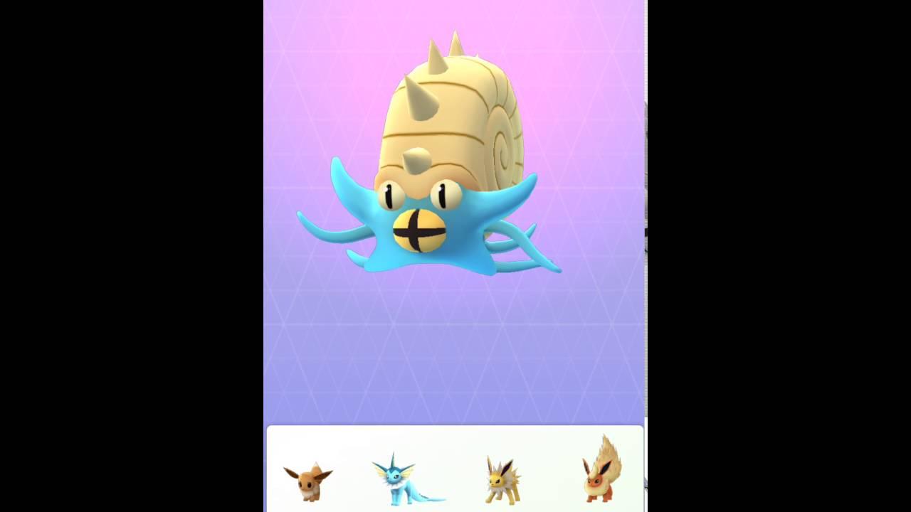 Pokemon Omanyte Evolution Chart Images