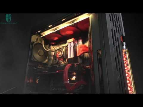 Genome ROG Certified Edition - Deepcool Gamer Storm