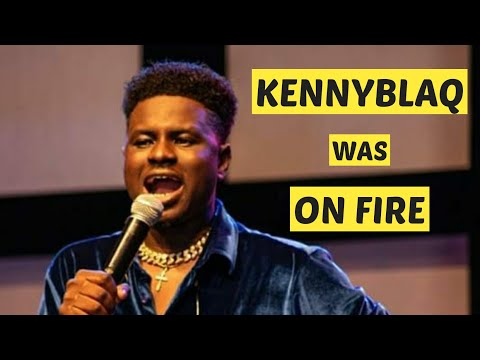 KENNYBLAQ live at FOREVER FUNNY WITH FOREVER 2018.