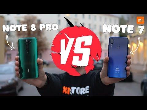 🔴 Redmi Note 8 Pro VS Note 7 - COMPARISON / RESULTS YOU WILL BE SURPRISED