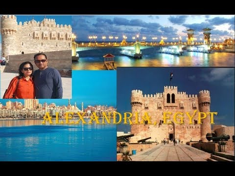 Alexandria Egypt||Tourist Places in Egypt||Day trip from Cairo
