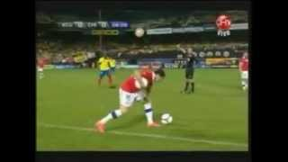 CHILE 0 Ecuador 3 AMISTOSO 2012