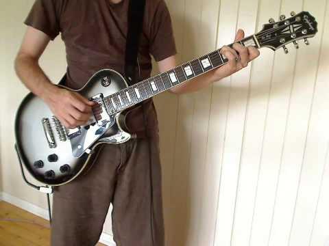 Everyday  Carly Comando  on electric guitar!