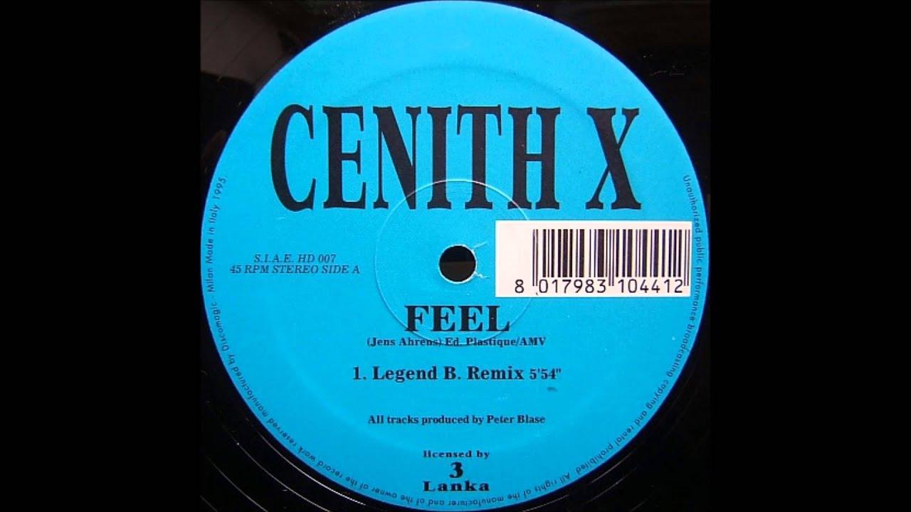cenith x - feel