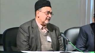 Science Emanates from God by Dr. Ahsanullah Zafar, Amir Jamaat USA