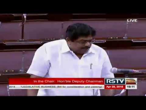 Dr. K P Ramalingam's comments on The Regional Rural Banks (Amendment) Bill, 2014