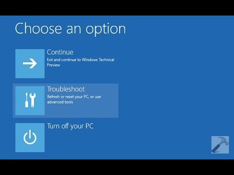 How To Disable UEFI Secure Boot In Windows 8 & 8 1