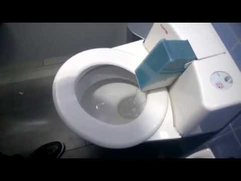 Robot - Self Cleaning Toilet Seat - Germany