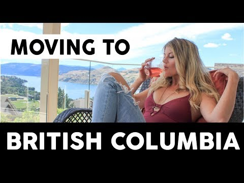 MOVING TO THE OKANAGAN  (Top 10 Tips To ROAD TRIP ACROSS CANADA) BC