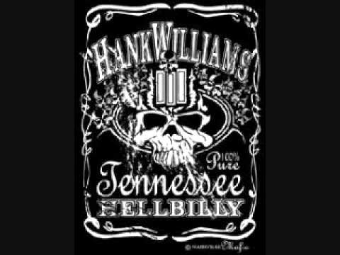 Hank Williams III  Three Shades Of Black