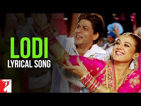 Lodi - Song with Lyrics - Veer-Zaara - YouTube