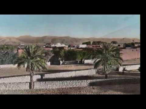 زيارة الرئيس المرحوم المختار ولد داداه لمدينة أطار