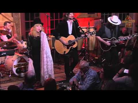 """Rumours - A Fleetwood Mac Tribute"" from Atlanta, GA- Gold Dust Woman at Daryl's House Club"