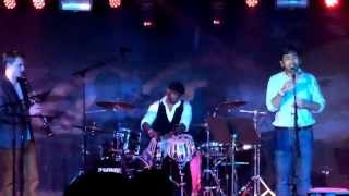 O Re Piya / Rolling in the Deep Shankar Tucker ft. Rohan Kymal Live Webster hall