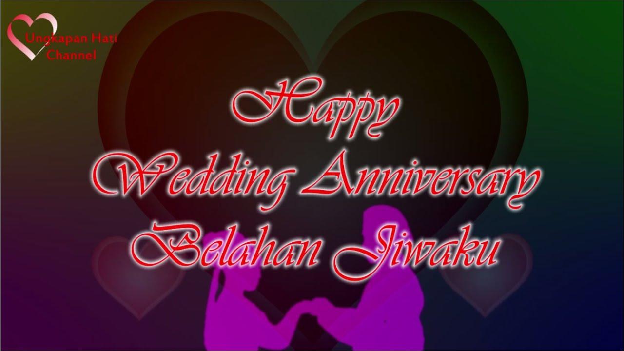 Ucapan Selamat Ulang Tahun Pernikahan Kita Happy Wedding