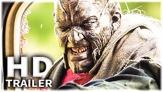 JEEPERS CREEPERS 3 Trailer NEW (2017) Horror Movie HD