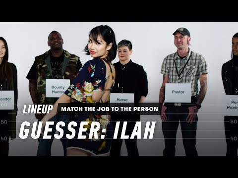 Match Job to Person (Ilah) | Lineup | Cut
